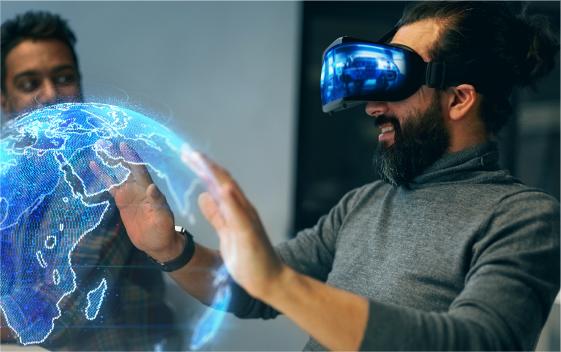 Realidad Virtual y Realidad Mixta - Enmedio Comunicación Digital